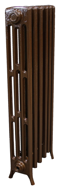 Sovereign 4 column 960 cast iron radiators 5 sections